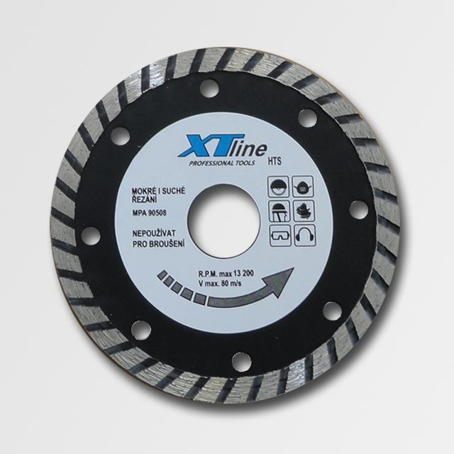 Diamantový kotouč 230 mm turbo XTline HTS230