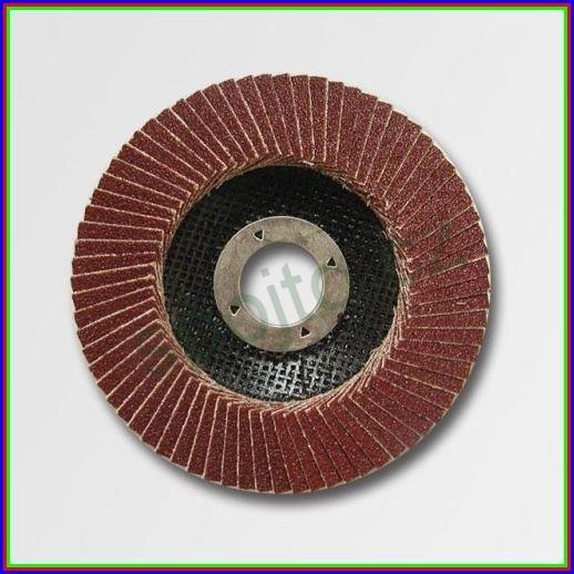 Lamelový kotouč 125 mm brusný korundový