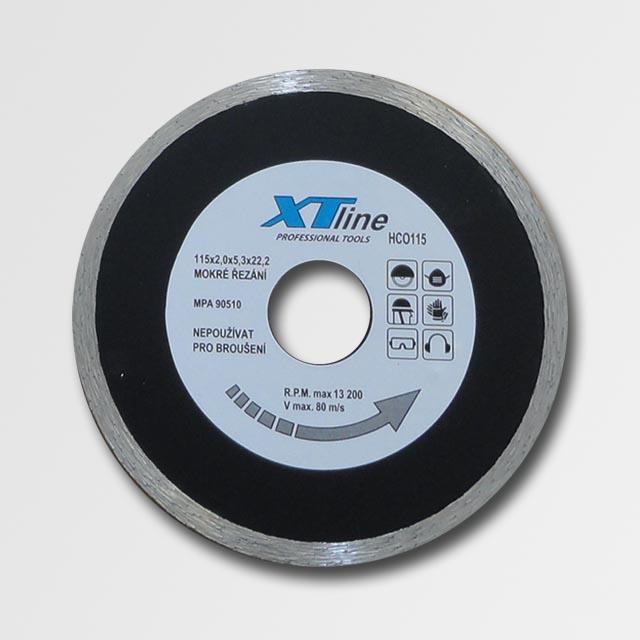 Diamantový kotouč 115 mm plný XTline HCO115