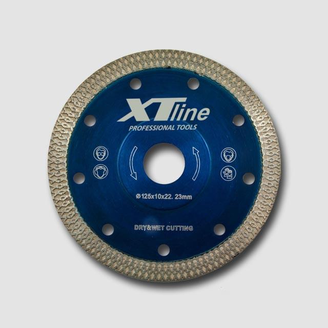 Diamantový kotouč 125 mm plný XTline FAST XT169125