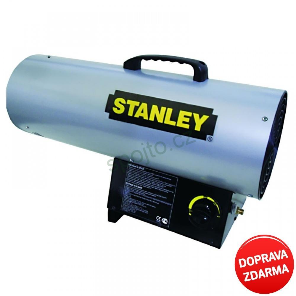 Plynové topidlo STANLEY - ohřívač vzduchu s regulací 43,9 kW ST