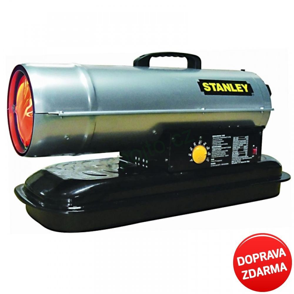 Stanley Naftové topidlo - ohřívač vzduchu 20,5 kW ST 70T-KFA-E
