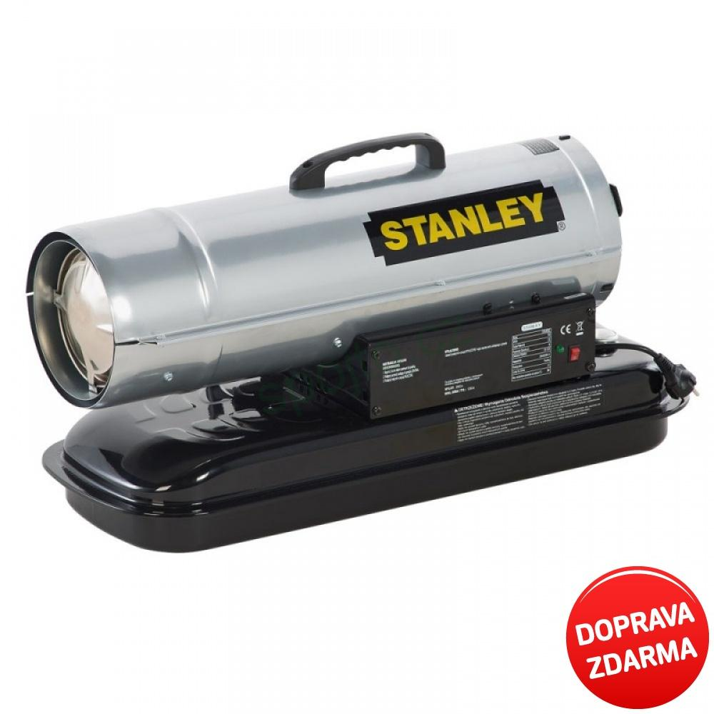 Stanley Naftové topidlo - ohřívač vzduchu 13 kW ST 45-KFA-E