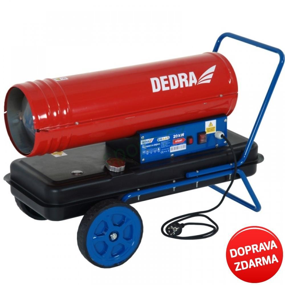 Dedra Ohřívač olejový 20kW DED9951