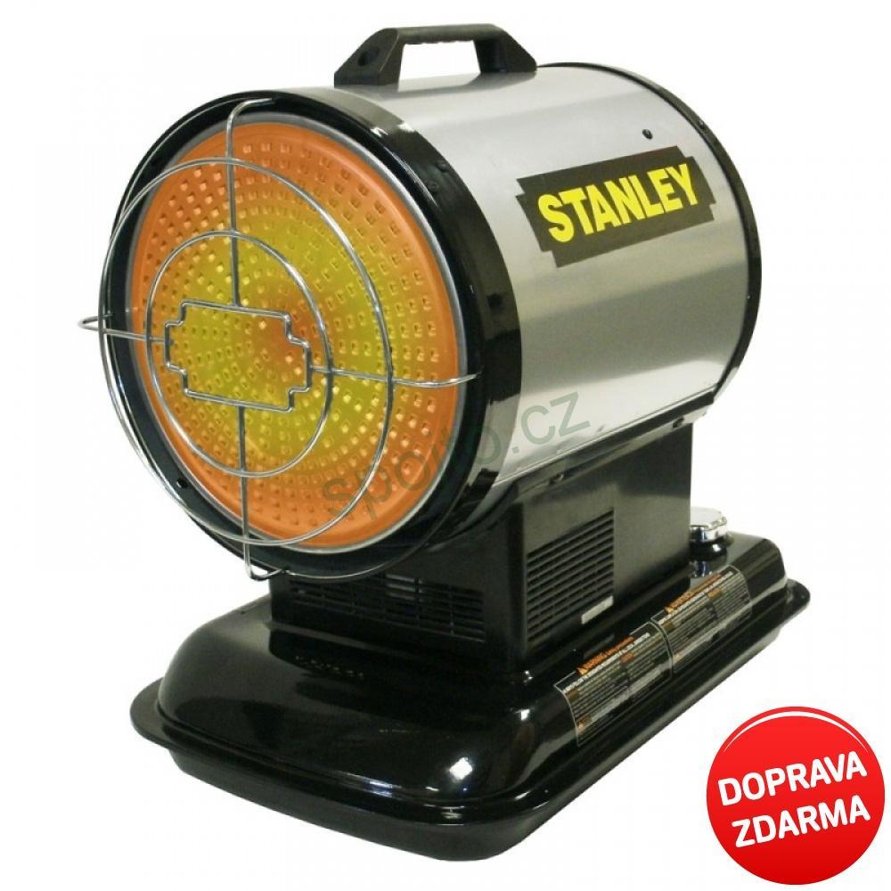 Stanley Naftové topidlo - ohřívač vzduchu 21 kW ST 70-SS-E