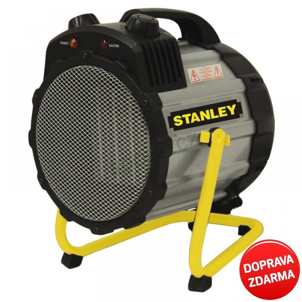 Stanley Elektrické topidlo - ohřívač vzduchu 2 kW ST 603-WS-E