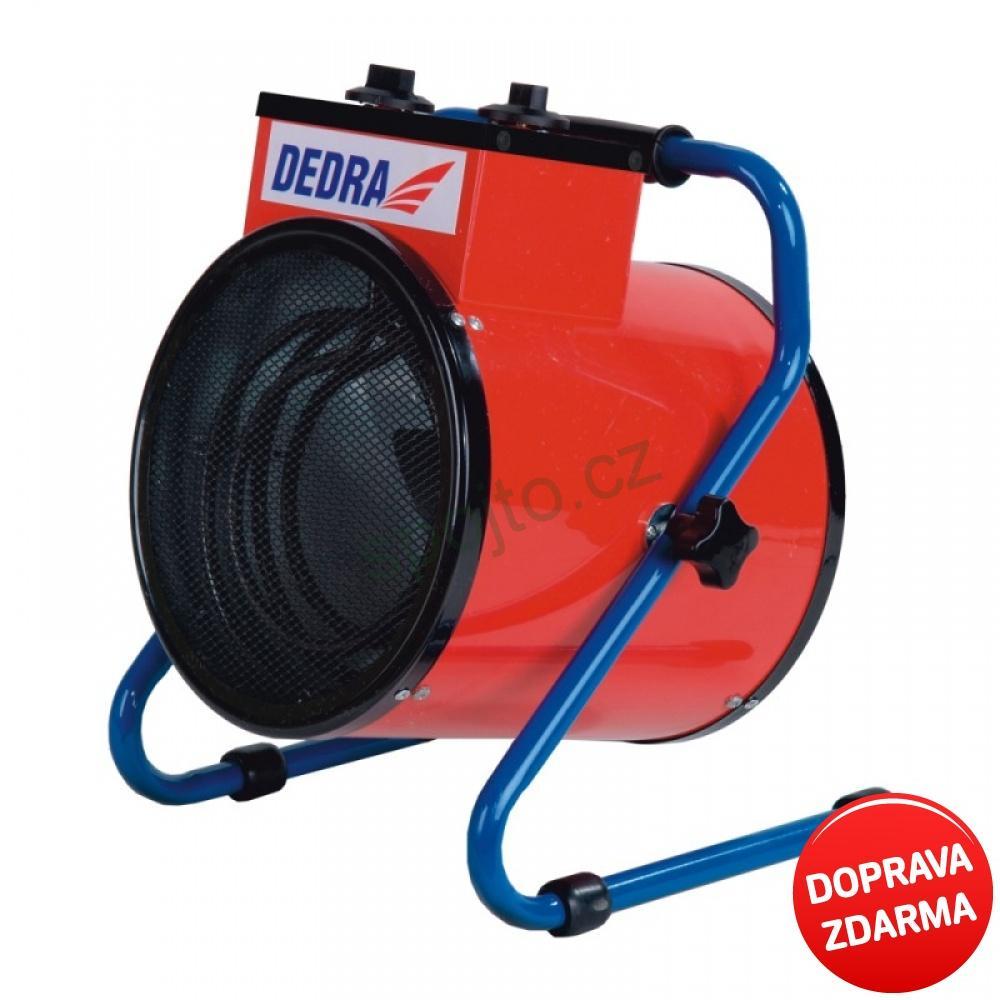 Elektrický ohřívač 2200W Dedra DED9930