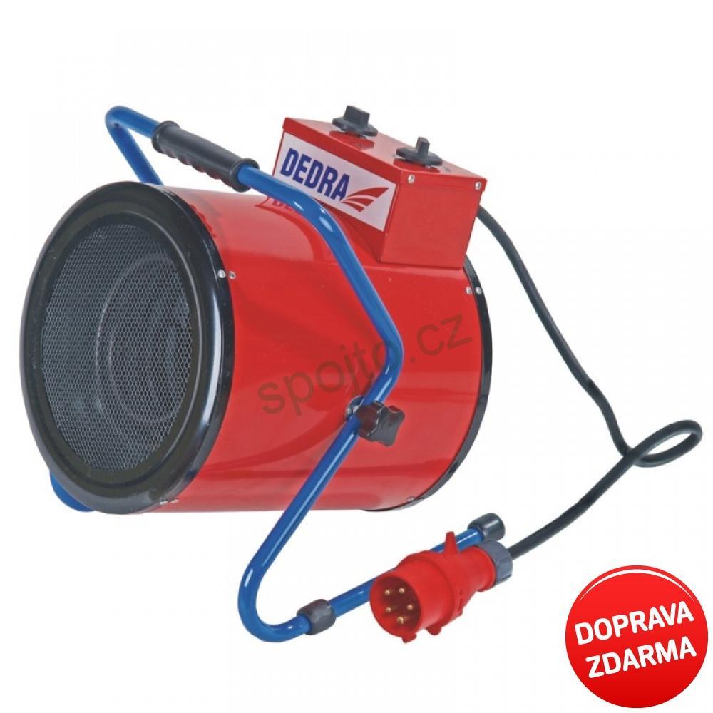 Elektrický ohřívač 5000W Dedra DED9933