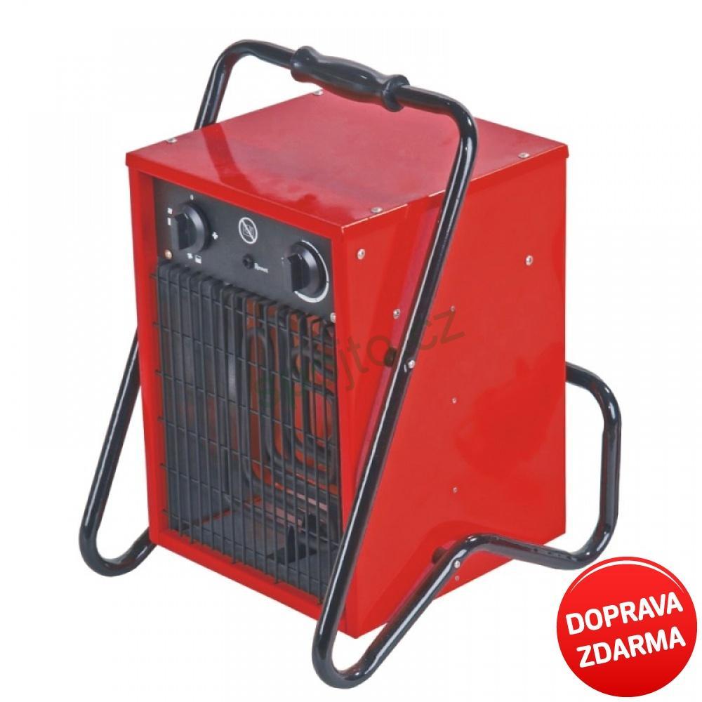 Elektrický ohřívač 5000W Dedra DED9922