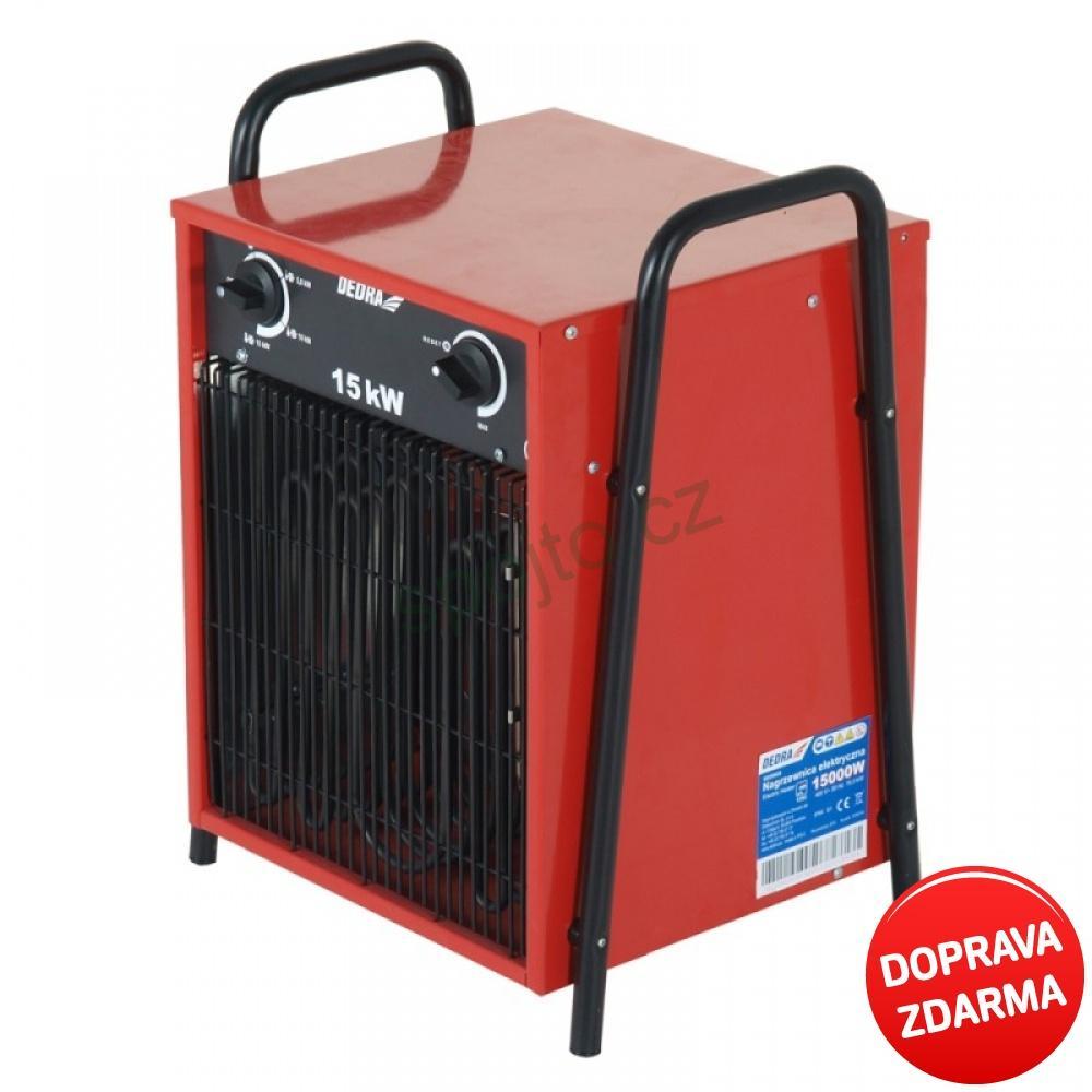 Elektrický ohřívač 15000W Dedra DED9925
