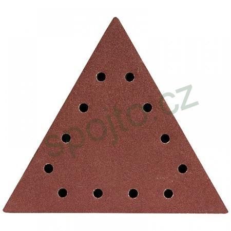 Brusný výsek 125 mm/100 trojúhelník Dedra DED7749T