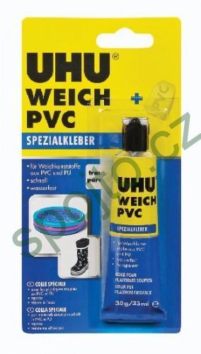 UHU WEICH PVC 30 g Lepidlo na plasty 1173b2f521