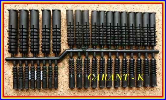 Hmoždinka standardní KOMBI 6 - 12 mm PLATO