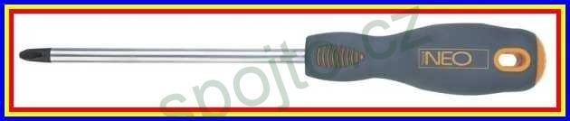 Šroubovák křížový PH2x200mm CrMo steel NEO tools