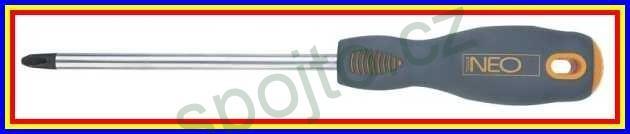 Šroubovák křížový PZ2x200mm CrMo steel NEO tools